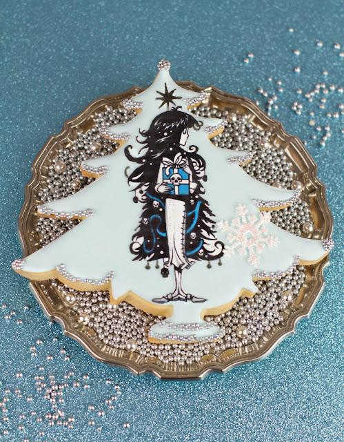 Galletas decoradas para Tonya Hurley