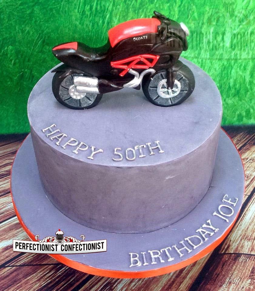 Ducati Birthday Cake