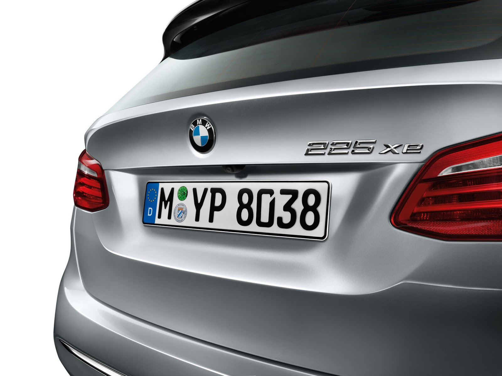 New Bmw 225xe Active Tourer Is An Awd Plug In Hybrid