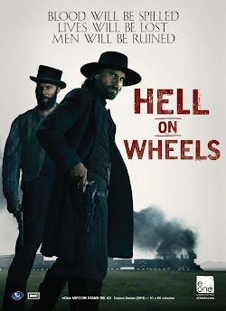 Hell On Wheels 1 - Hell On Wheels Season 1 (2011) Poster
