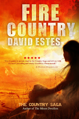 Cover Reveal: Fire Country (Country series #1) by David Estes