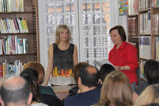 Presentación del libro Cupcakes, Cookies & Macarons de Alta Costura de Patricia Arribálzaga