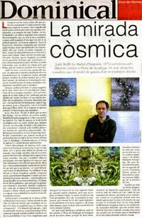 2012. INTERVIEW. EL DOMINICAL. DIARIO DE GIRONA.