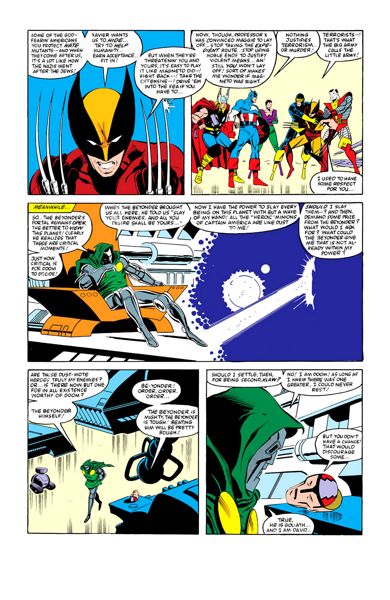 Captain America (1968) Issue #292k #218 - English 10