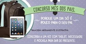 """Concurso Cultural Globo.com - """"MÊS DOS PAIS"""""""