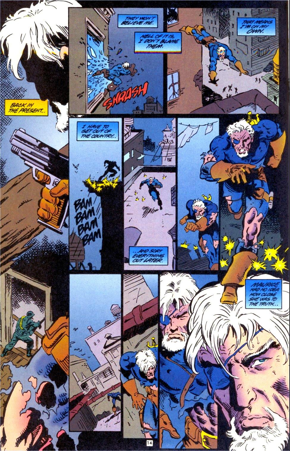 Deathstroke (1991) Issue #0 #5 - English 15