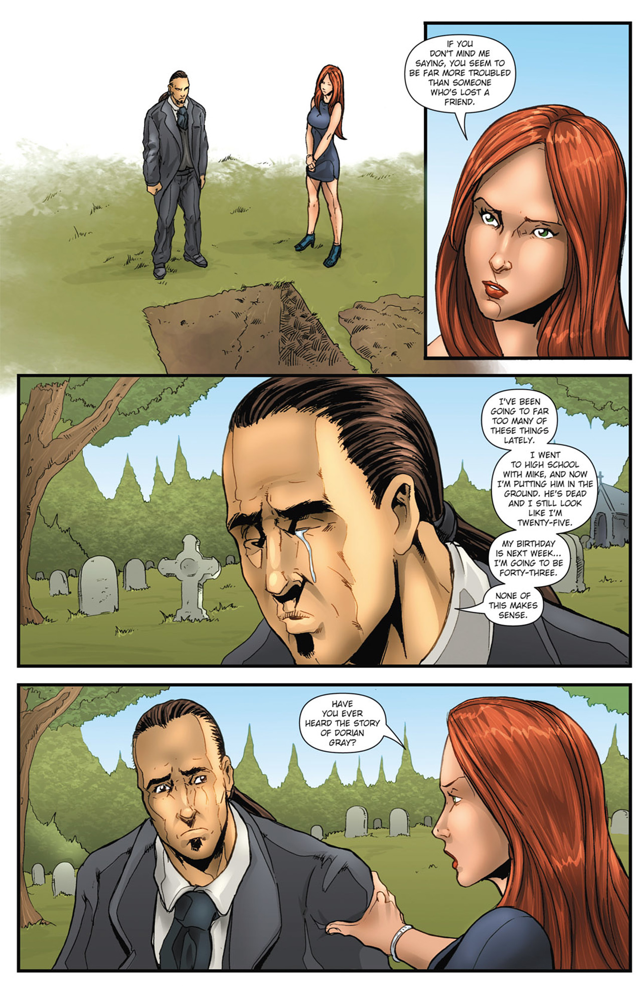 Grimm Fairy Tales (2005) Issue #35 #38 - English 7