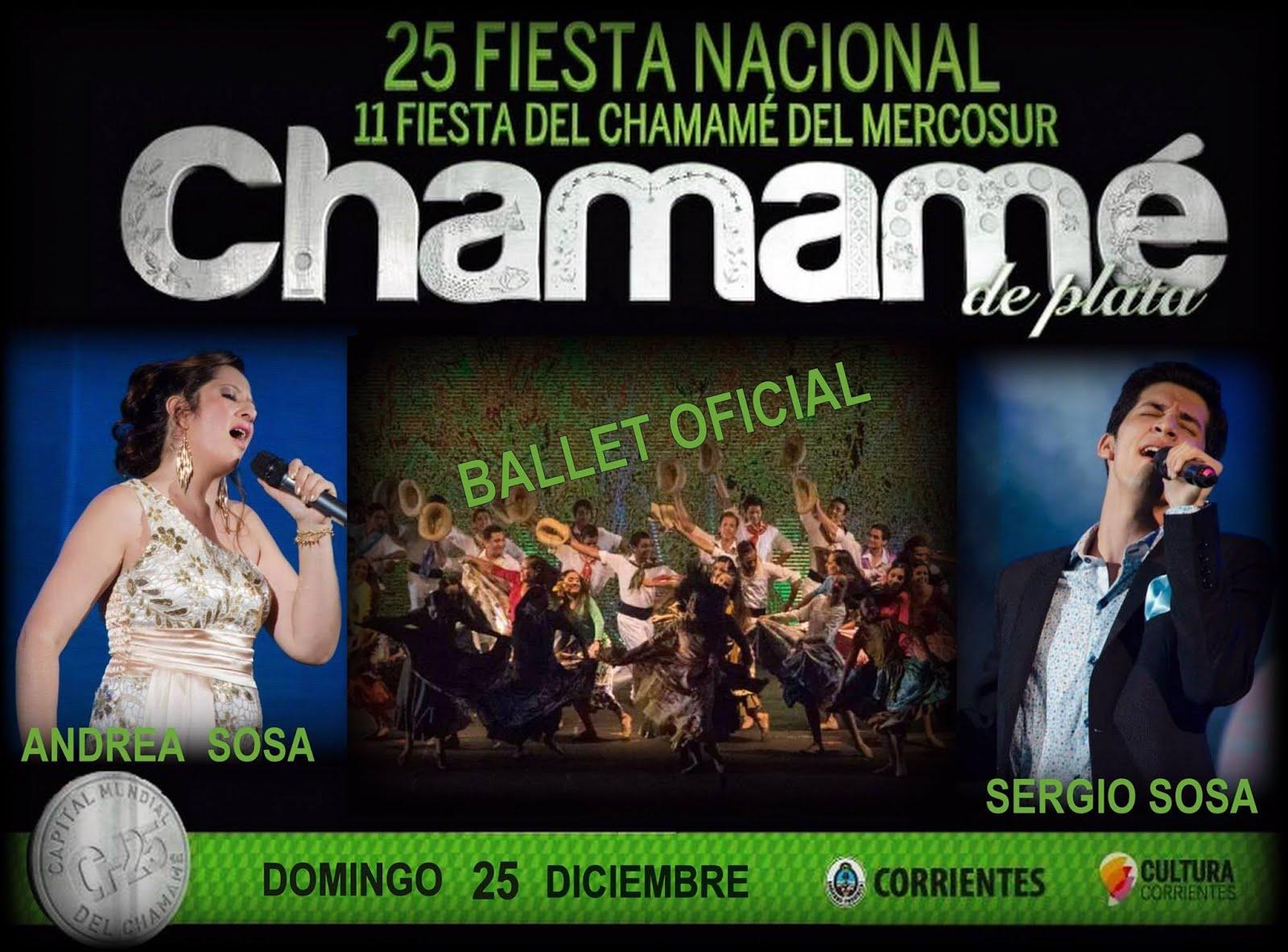 Fiesta Nacional del Chamame