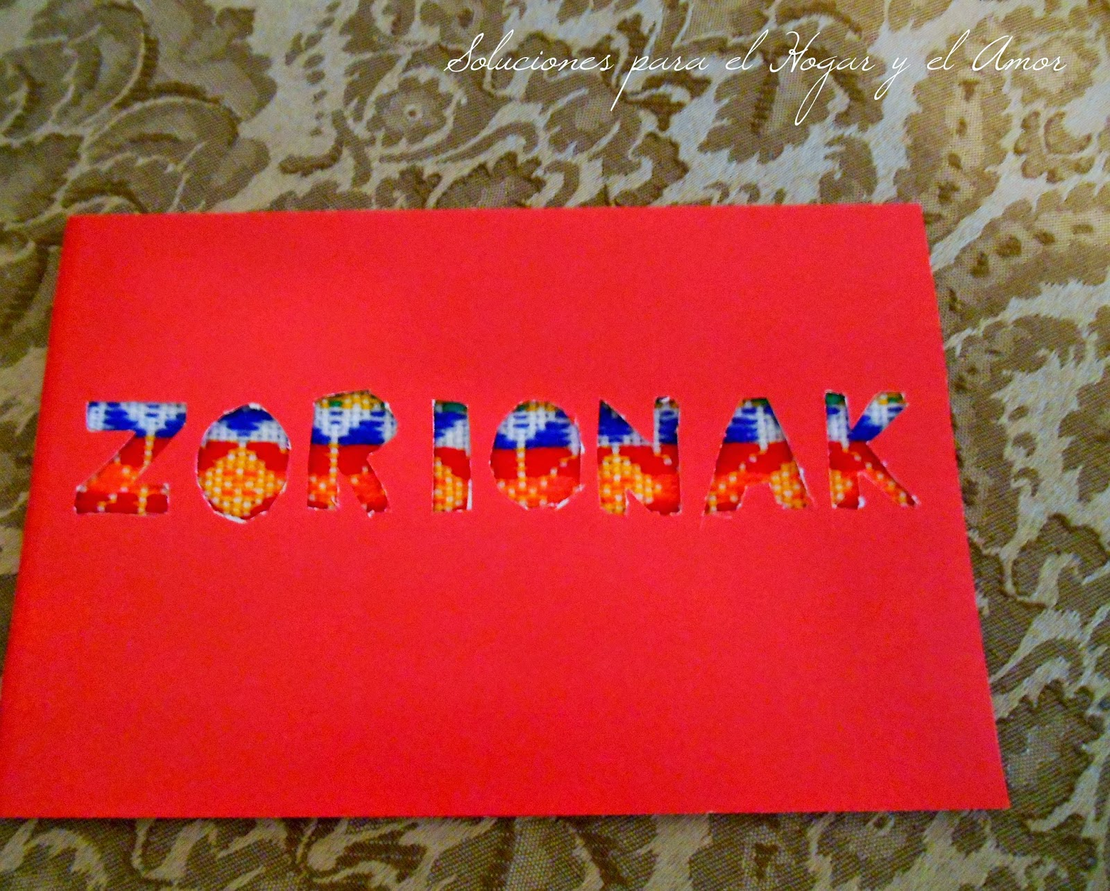 correspondencia, tarjeta, tela incaica