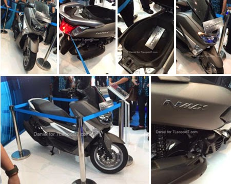 gambar motor Yamaha NMAX 150