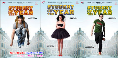 student of the year movie download free, mp3 songs free download, student of the year music online, student of the year wallpaper pictures, alia bhatt in student of the year, Siddharth Malhotra, Varun Dhawan, Alia Bhatt, Rishi Kapoor, karan johar student of the year, karan johar shahrukh khan in student of the year
