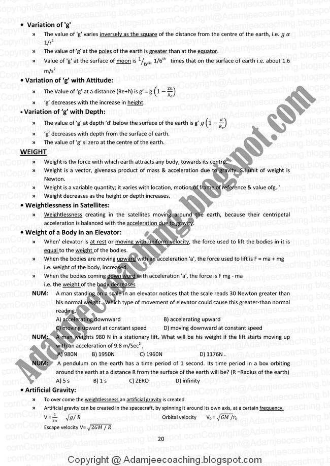 physics notes xi Cbse 12th physics very important questions chapter wise pdf download for the year 2017 and 2018, wwwcbsenicin, sample/model/guess papers available.