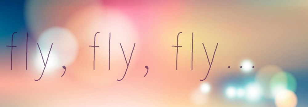 Fly, Fly, Fly...