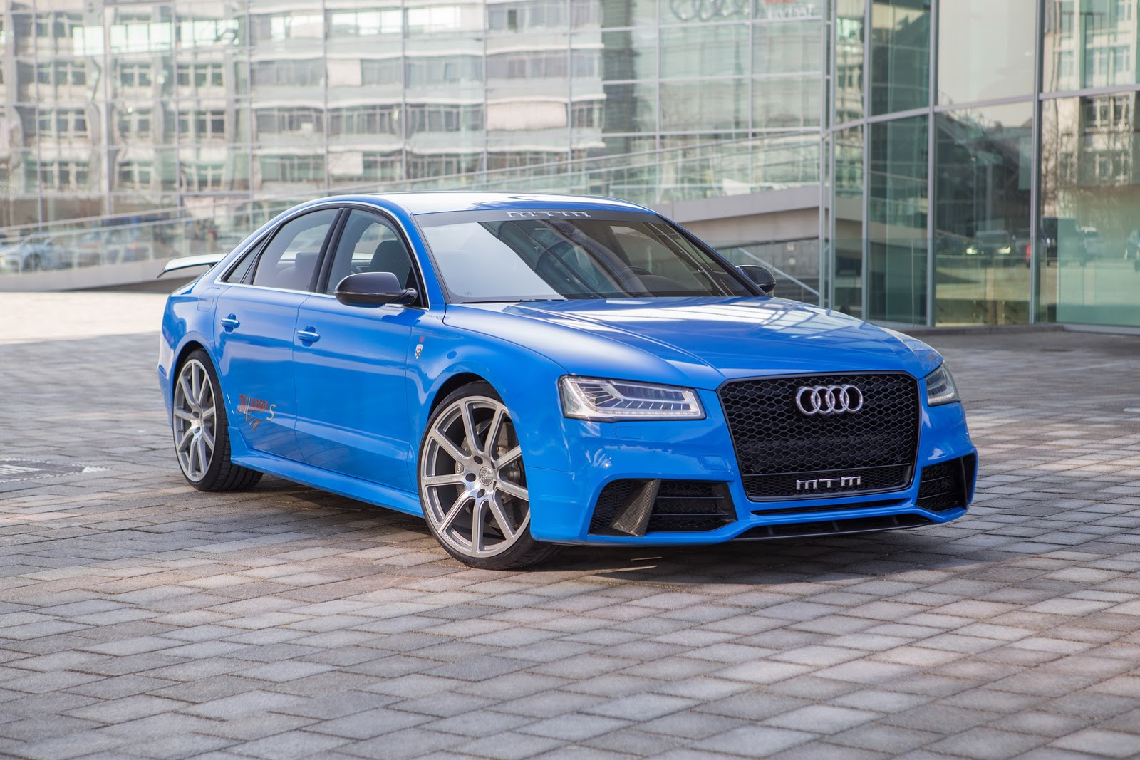 2015 <b>Audi S8 MTM</b> Talladega S - 802hp - Exterior and Interior ...