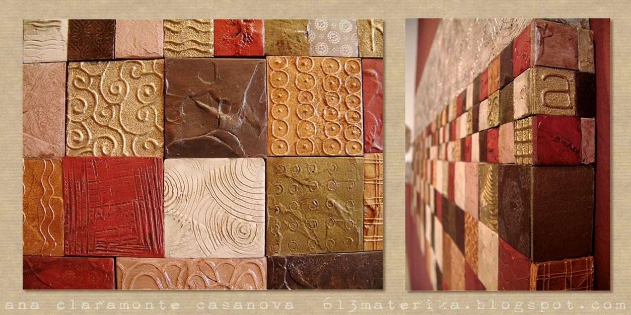 613materika algunos cuadros - Cuadros con texturas abstractos ...