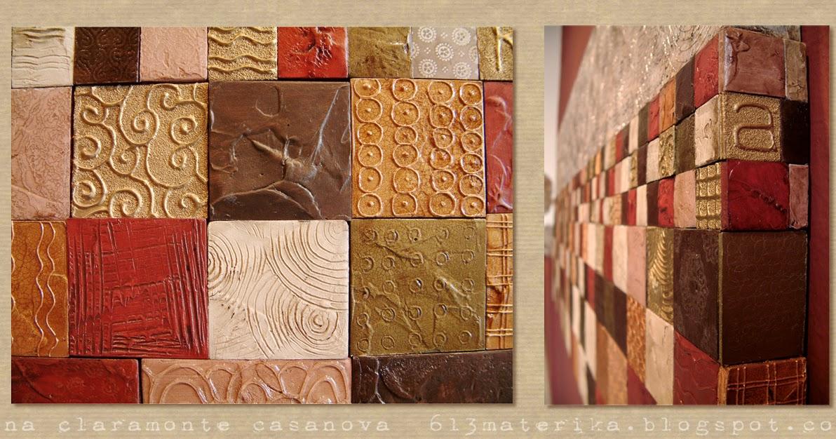 613materika algunos cuadros - Cuadros abstractos relieve ...
