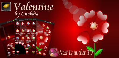 Valentine Next Launcher Theme .APK 1.0 Android [Full] [Gratis]