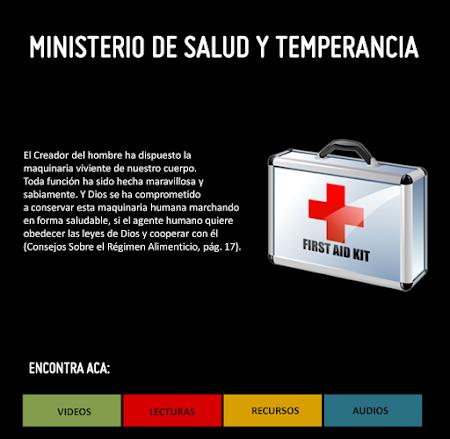 Ministerio de Salud y Temperancia