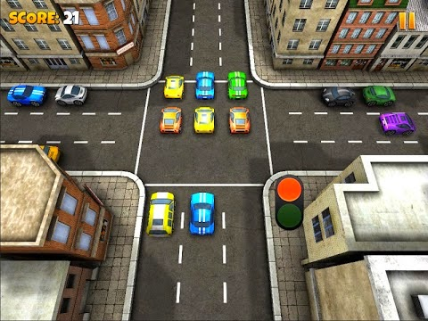 Road Crisis Gameplay