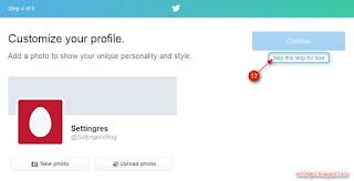 Cara membuat akun twitter terbaru lengkap