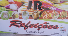JR Refeição, Restaurante & Pizzaria.
