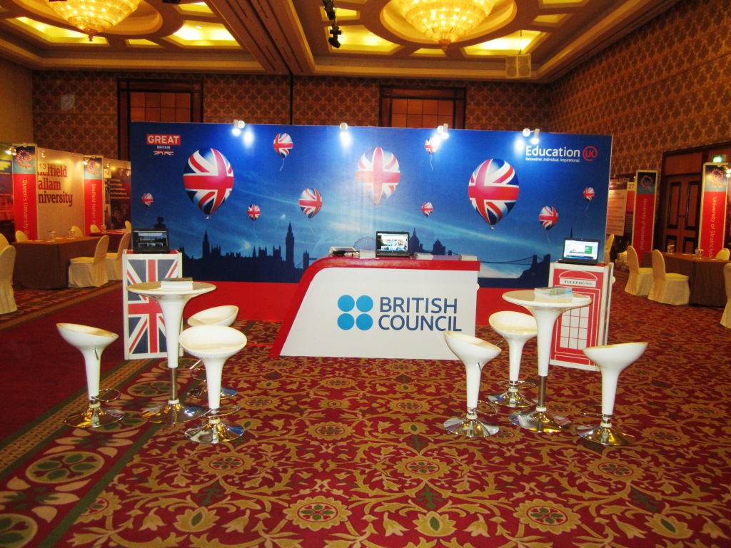 BRITISH COUNCIL @ Study in UK, Surabaya
