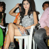Ruby Parihar Photos in Short Dress at Premalo ABC Movie Audio Launch Function 80
