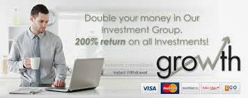 Grupo de investimento em forex
