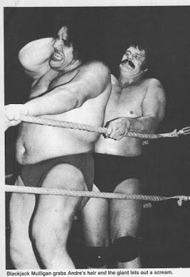 1983 Wrestling Scene
