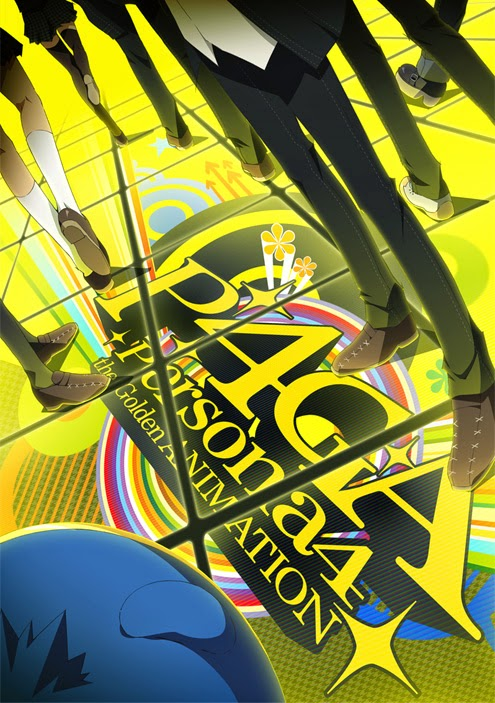 Anime Persona 4 The Golden Animation Diumumkan Tayang Juli 2014