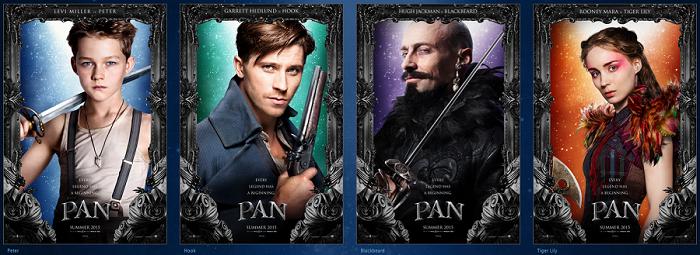 Pan 2015 Cast