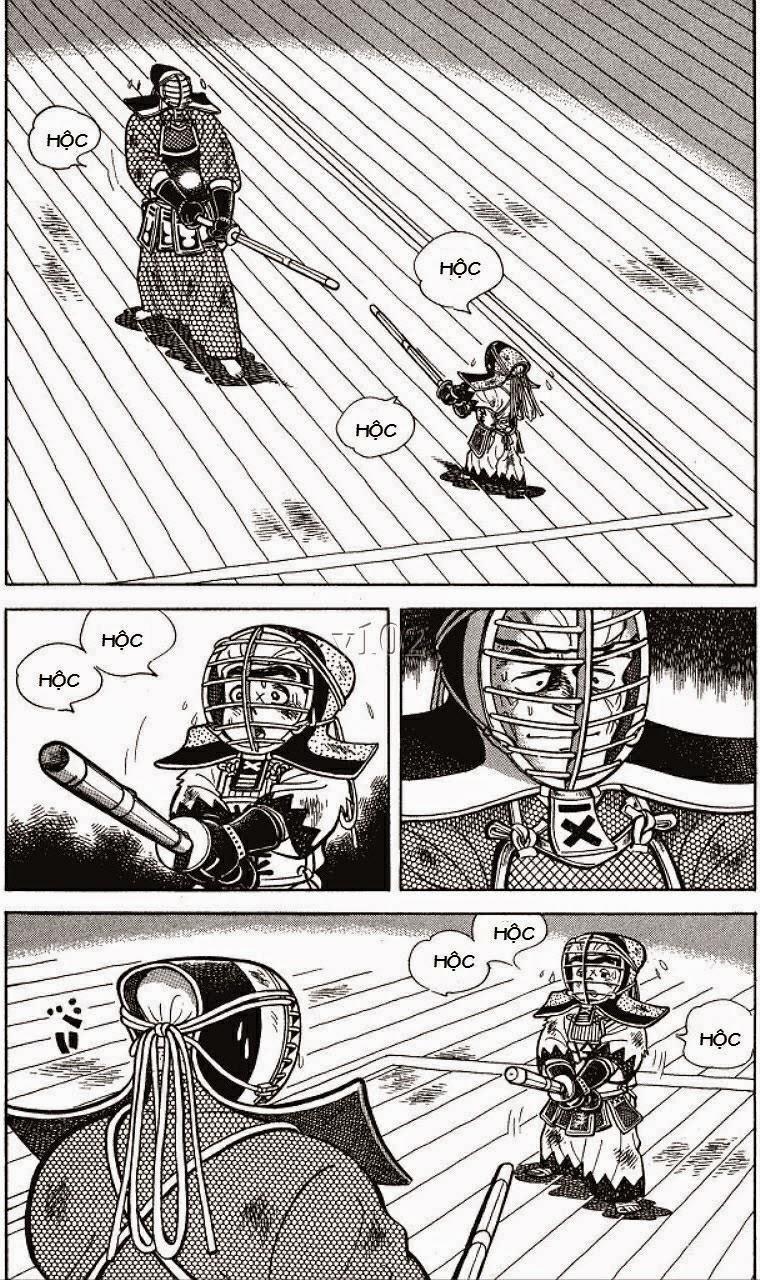 Siêu quậy Teppi chap 130 - Trang 18