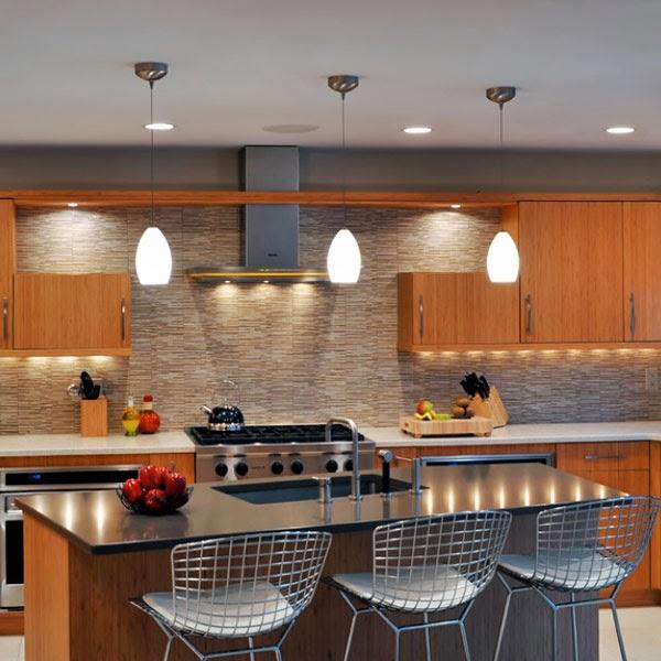 La maison 17 decoraci n interiorismo iluminaci n ii - Focos para cocina ...