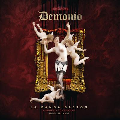 La Banda Bastön feat. Smoky & Tony Skunk - Demonio (Single) [2015]