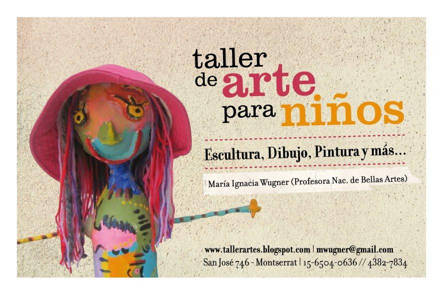 Taller de arte para ni os marzo 2014 for Taller de artesanias