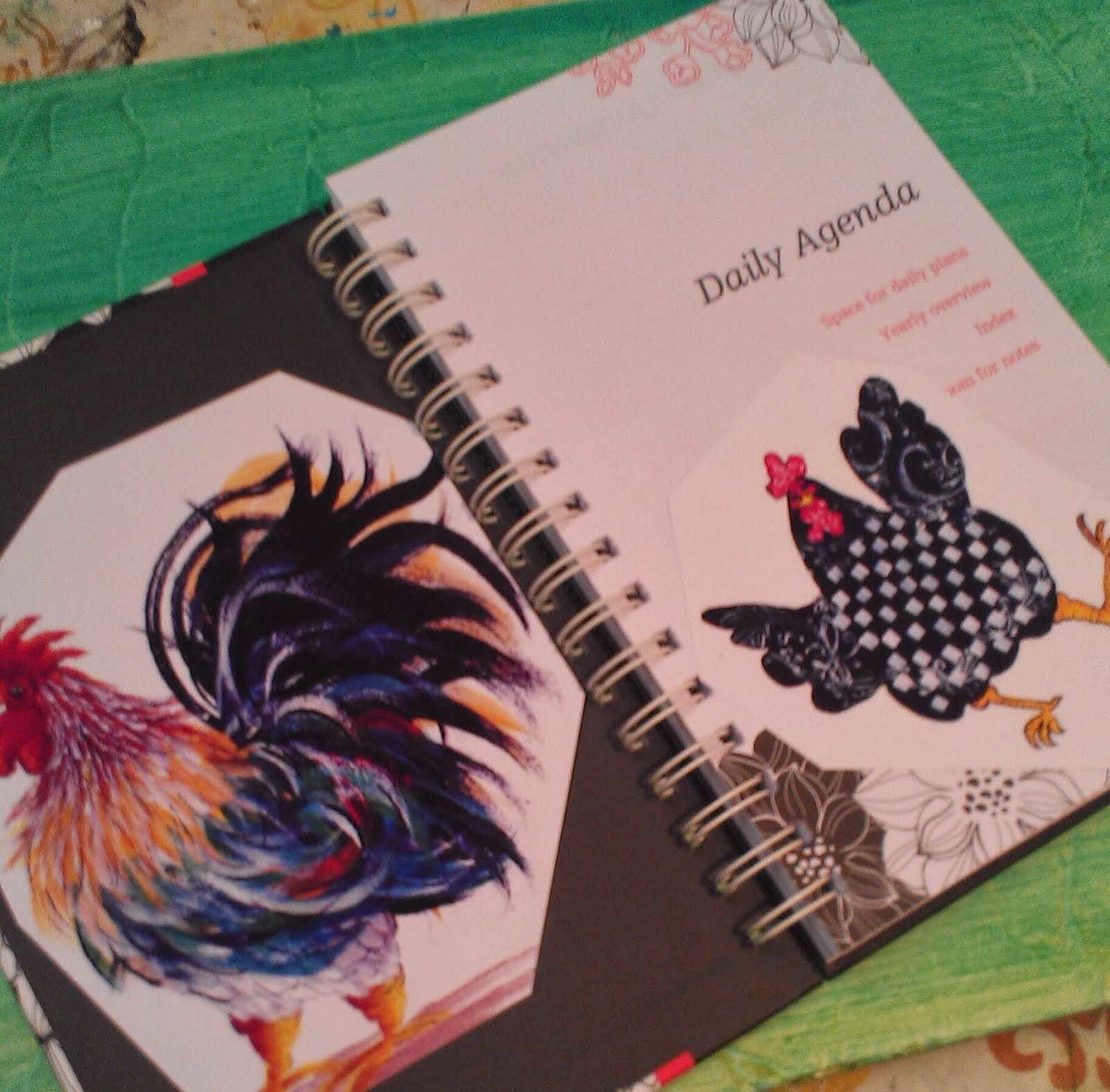 ART CALENDAR JOURNAL