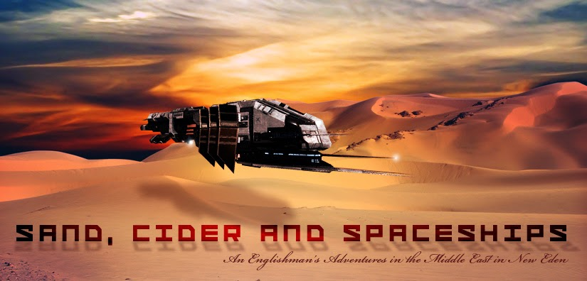 Sand, Cider and Spaceships