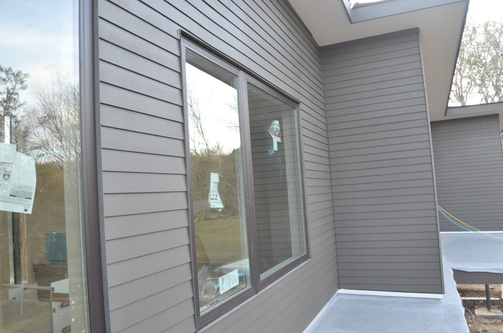 Matt risinger blog matt risinger blog for Contemporary exterior window trim