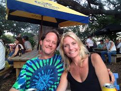 David and me in Austin
