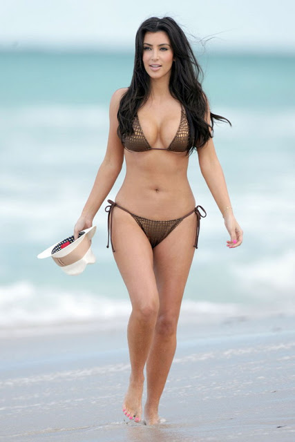 Kim Kardashian - 2014 FHM 100 Sexiest Women in the World