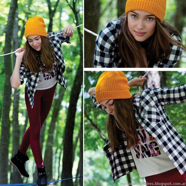 Como Quieres Que Te Quiera otoño invierno 2014. Moda juvenil otoño invierno 2014.