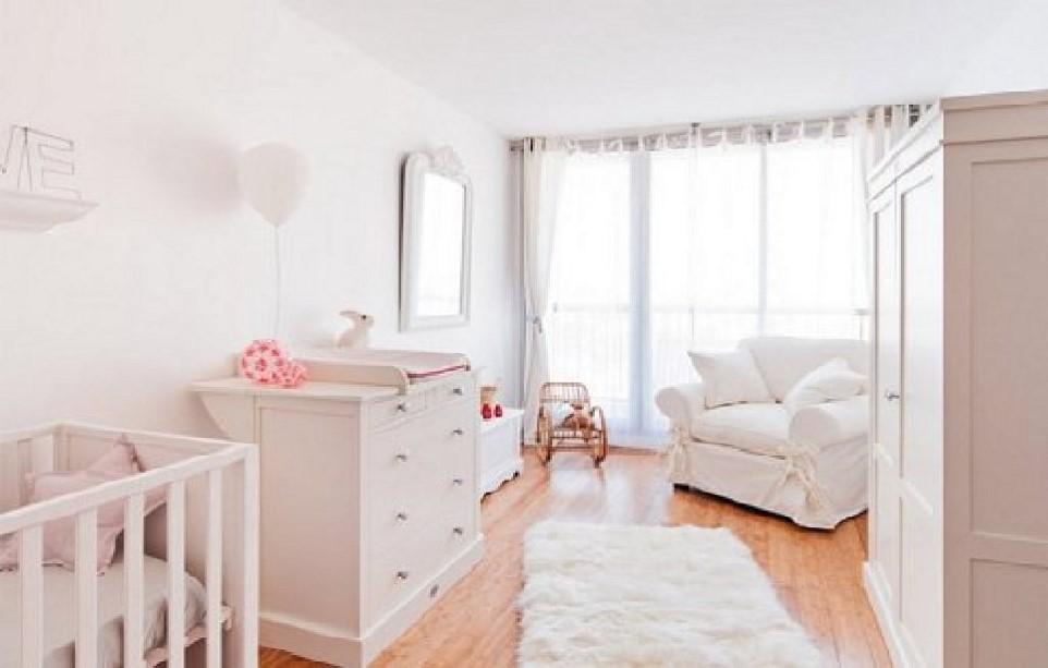C mo decorar el cuarto de un beb curiosidades de la web - Muebles para habitacion de bebe ...