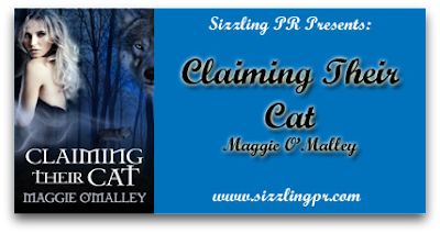 Claiming Their Cat Blog Tour: Guest Post with Maggie O'Malley