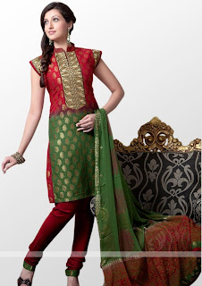 Beautiful Shalwar Kameez Neck Design