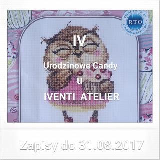 IV urodzinowe Candy u IVENTI ATELIER