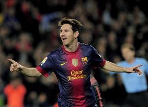 ¡Messi quedó a siete goles de un récord histórico!