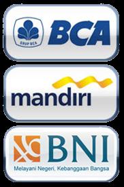 REKENING BCA - MANDIRI - BNI