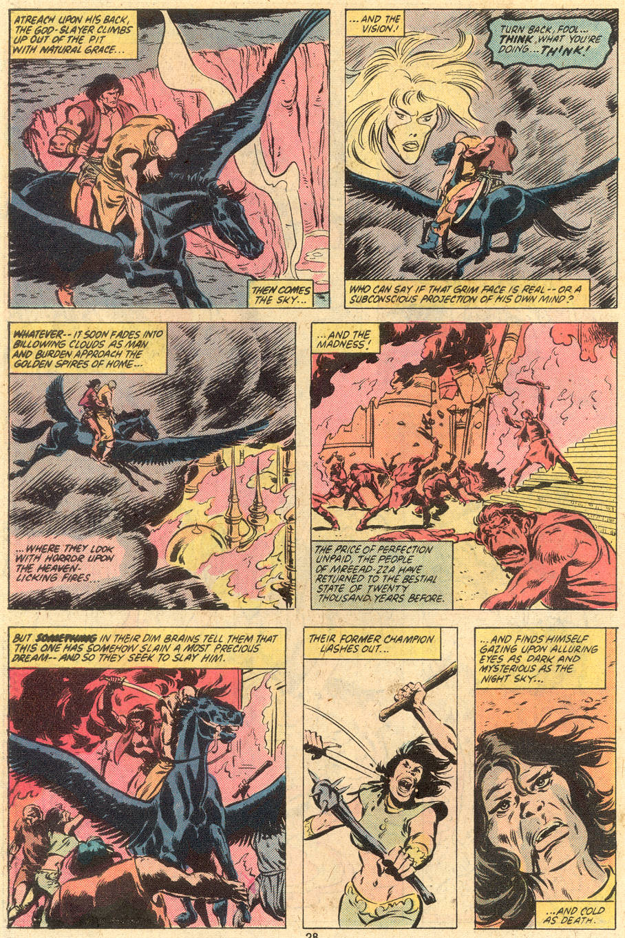 Conan the Barbarian (1970) Issue #121 #133 - English 22