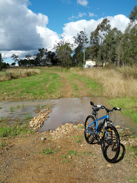 The Brisbane Valley Rail Trail