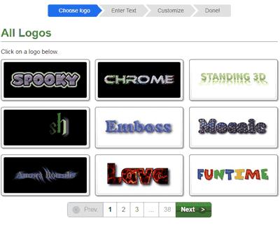 berbagai macam logo